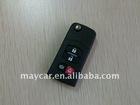 car alarm remote controller with key