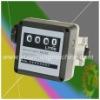 diesel mechanical fuel oil flow meter with 4 digital subtotal and 8 digital in total