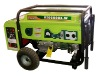 moveable electricity generator welder