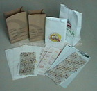 food & chandlery paper bag