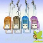 High Quality Thumb Mini Micro SD/TF USB Card Reader
