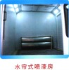 Water curtain high quality paint oven