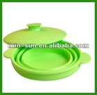 Food grade silicone collapsible bowl/foldable bowl