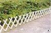 PVC guardrail guard rail highway fence guardrail