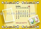 Customized Cute Cartoon Wall Calendar