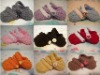 Hand made Crochet Wool Baby Shoes (4354)