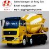12 m3 -16 m3 Steyrking Transport Mixer 8x4
