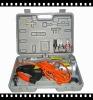 12V Electric car jack& Impact wrench, car repair tool kit,
