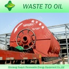New patented and professional oil pyrolysis equipment