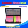 student&office colorful sticky notes and memo pad set