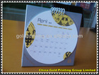 Paper Calendar with custom design