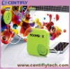 portable speaker box for gift,novel design