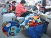 cheap factory direct velvet patchwork baby play mat