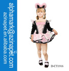 2012 kids halloween princess costumes minnie mouse cosplay dress