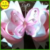 Pretty holiday hair bows for little girls / kids hair accessories (FB013484)