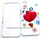 Beautiful pictures printed tpu case for iPhone 5