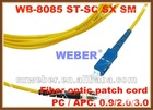 3m Fiber Optic SC-ST Patch Cord 0.9/2.0/3.0