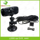 "2.7"" TFT L2000 CAR DVR Black Box HD1280*720 30fp With 4 Light , RUSSIA"
