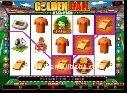 Golden Ball game board