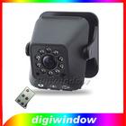 Night Vision Digital CCD Camera Portable Surveillance Cameras,CCTV DVR (DW-VM-226A)