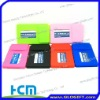 oem silicone business card holder