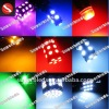 2011 hot sell super bright 3020-72SMD car interior led light