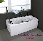 Square cheap price bathtub & Walk in bathtub with showers