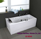 Square cheap price bathtub & Walk in bathtub with showers