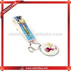the colourful fashion mobile phone strap customized lanyards