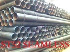 ST52 seamless steel pipes