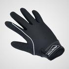 Monton Black long Gloves