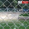 Galvanized Chain Link Fence (ISO 9001:2008)