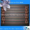 Wall cladding decorative mesh