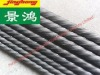 4mm to 9mm spiral ribs /screw /helical pc wire