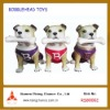 resin promotional item Bobble Head dog