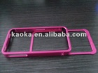Customed aluminum fashion case for iphone4 cover