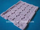 1mm thick thermoformed PP plastic blister packing tray