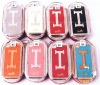 Beautiful leather mobile phone housing for iphone 4G