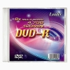 No printed/printed DVD+/-R/Blank DVDR in 10.4mm jewel box packing