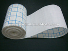 Hypoallergenic non woven adhesive wound dressing fixation tape