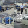 hdpe 12mm-1600mm pipe extrusion line