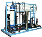 UF pilot plant industry waste water process ultrapure water equipment