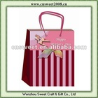 paper gift bags with ribbon handles
