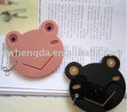lovely bear plastic key chain