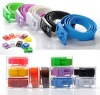 2012 New Design Fashion Eco-environmental and Healthy Candy Silicone Belts Colorful Silicone with Perfume