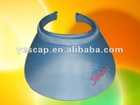 100% polyester Visor Cap