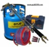 oxy-gasoline cutting equipment
