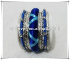 2012 new fashion Wrapped hoops bracelet