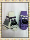 Fashion cute knitting mitten