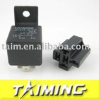Auto relay JD1912 4PINS DC12V with socket